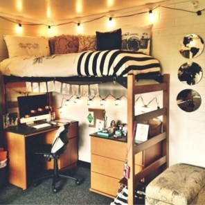 Unique dorm room ideas that you need to copy 19