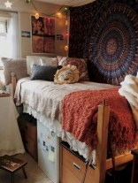 Unique dorm room ideas that you need to copy 23