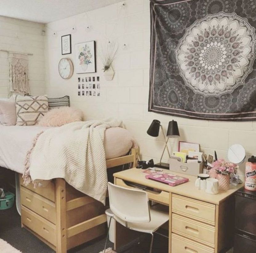 Unique dorm room ideas that you need to copy 25