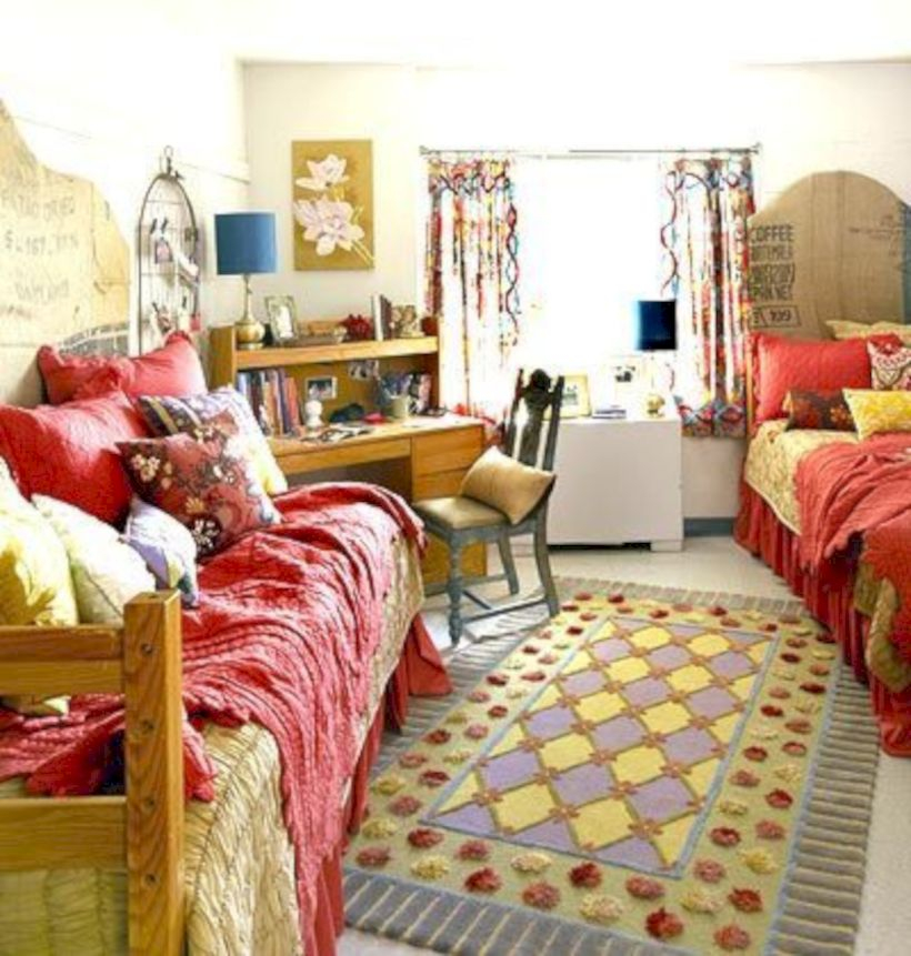 Unique dorm room ideas that you need to copy 34