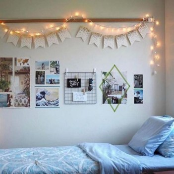 Unique dorm room ideas that you need to copy 43