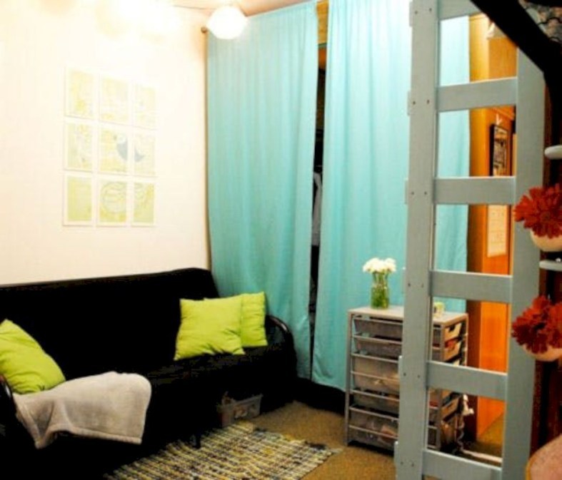 Unique dorm room ideas that you need to copy 46