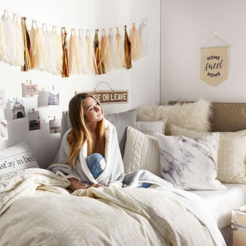 Unique dorm room ideas that you need to copy 50