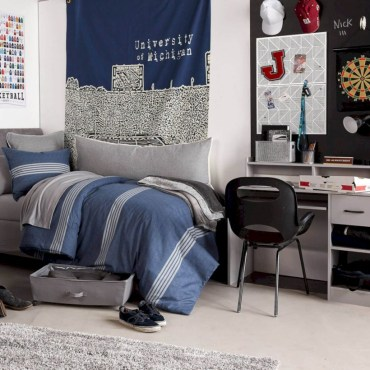Unique dorm room ideas that you need to copy 52