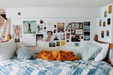 Unique dorm room ideas that you need to copy 56