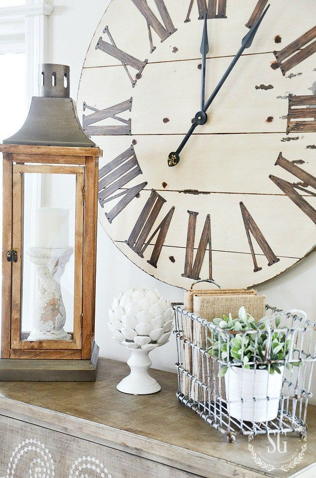 Vintage decor ideas for your home design 19