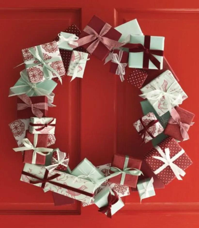 Beautiful decor ideas to hang on your door that aren't wreaths 28