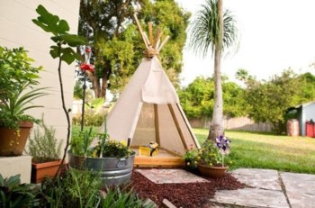 Best creativity backyard projects to surprise your kids 05