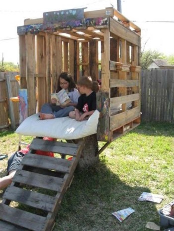 Best creativity backyard projects to surprise your kids 11