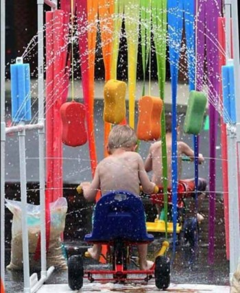 Best creativity backyard projects to surprise your kids 24