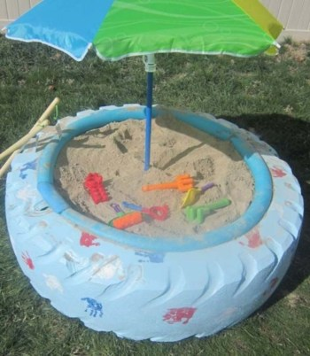 Best creativity backyard projects to surprise your kids 28