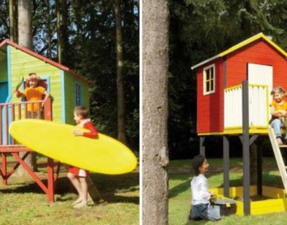 Best creativity backyard projects to surprise your kids 30