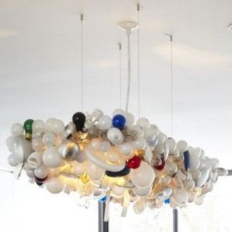 Bright ideas to recycle old light blubs 26