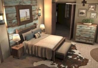 Cozy farmhouse master bedroom decorating ideas 02