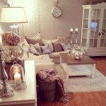 Adorable and cozy neutral living room design ideas 11