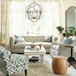 Adorable and cozy neutral living room design ideas 14