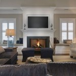 Adorable and cozy neutral living room design ideas 33