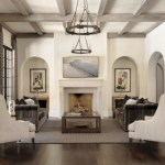 Adorable and cozy neutral living room design ideas 43