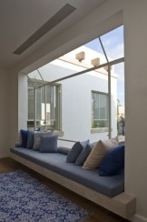 Bay window ideas that blend well with modern interior design 08