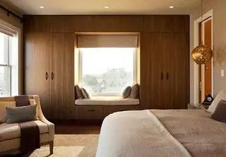 Bay window ideas that blend well with modern interior design 13