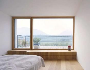 Bay window ideas that blend well with modern interior design 21