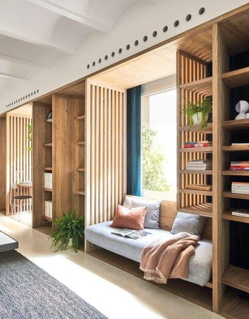 Bay window ideas that blend well with modern interior design 24