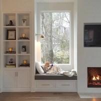 Bay window ideas that blend well with modern interior design 29