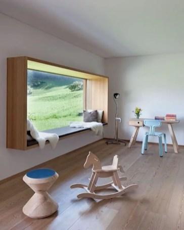 Bay window ideas that blend well with modern interior design 36