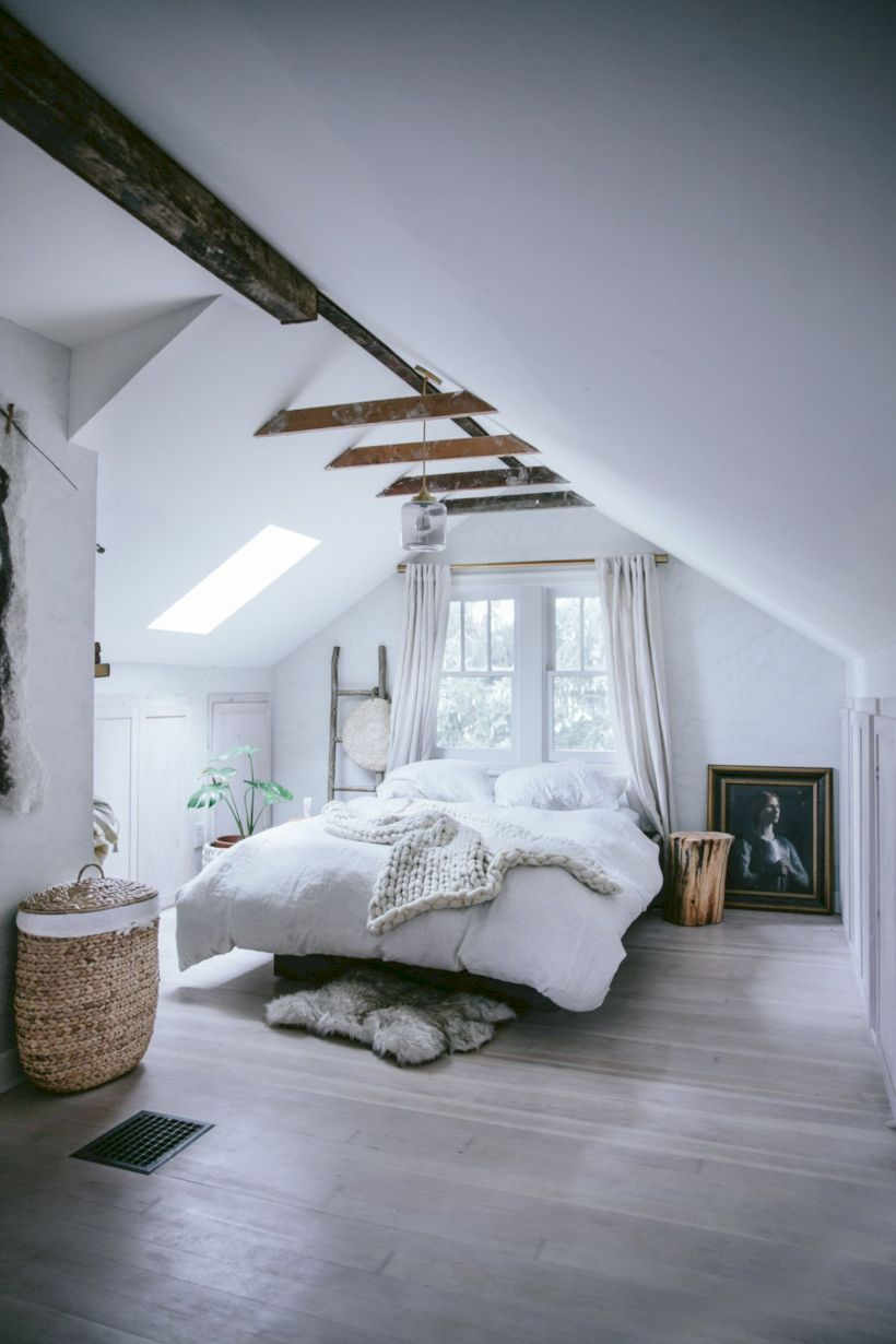 Best attic makeover ideas to inspire you 06