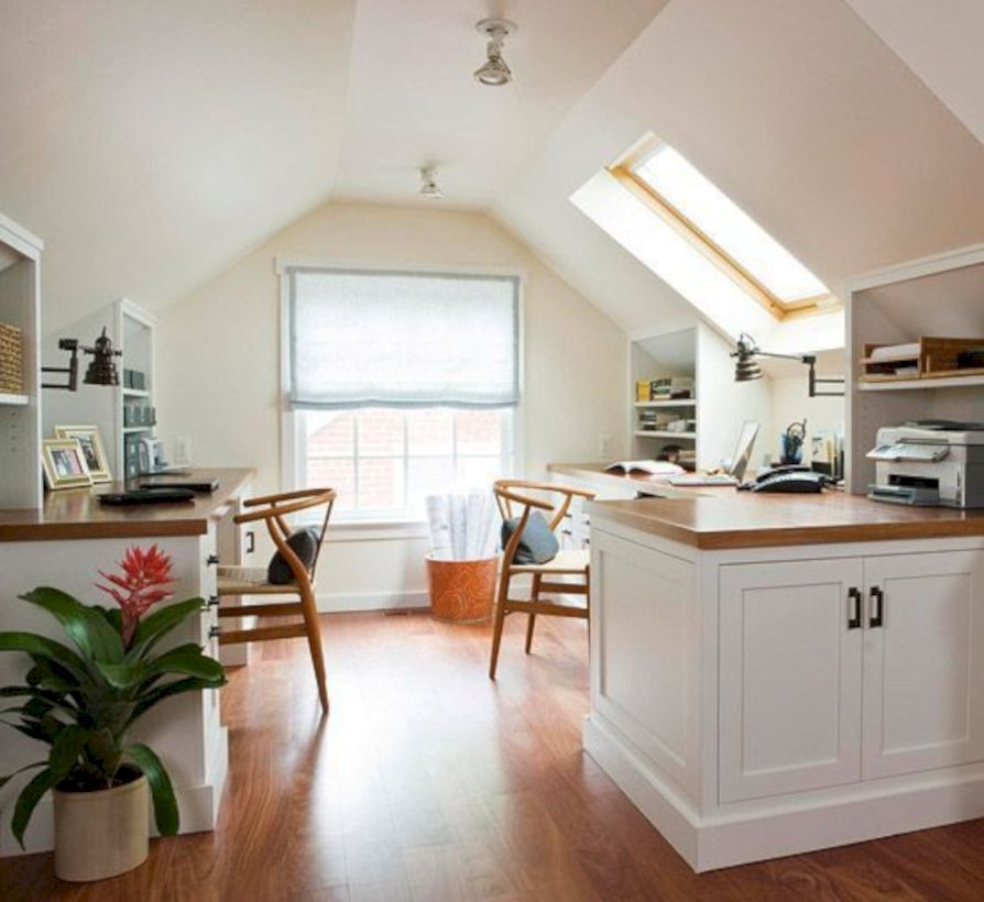 Best attic makeover ideas to inspire you 15