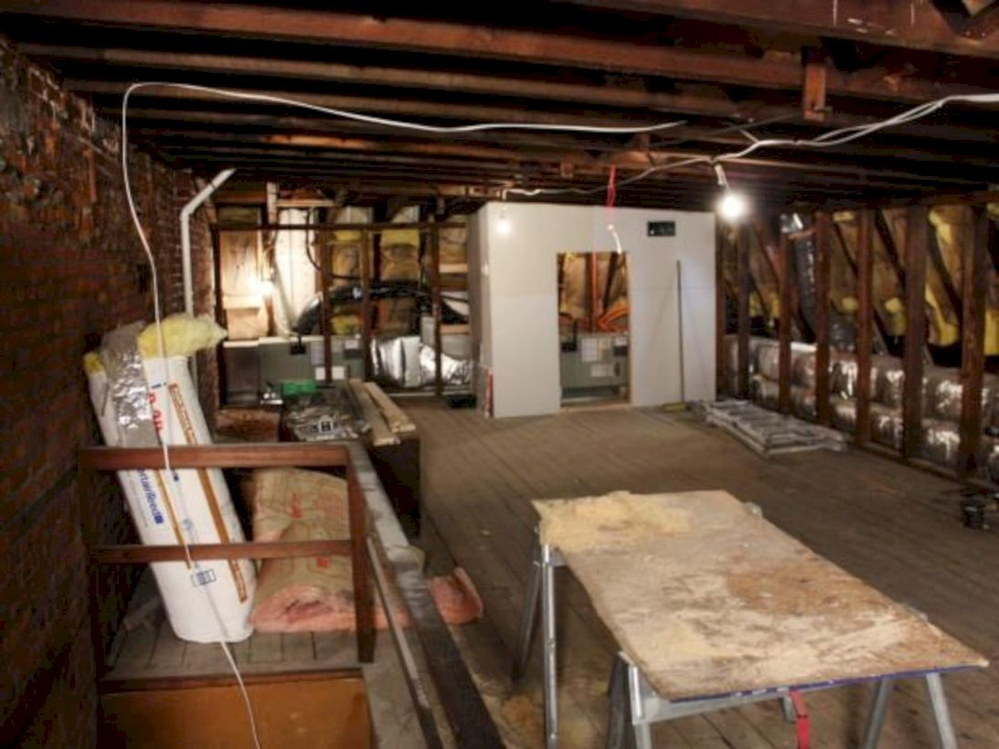 Best attic makeover ideas to inspire you 24