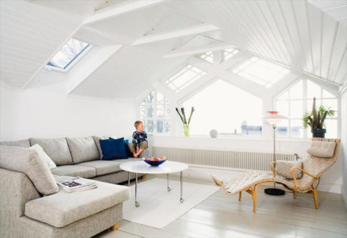 Best attic makeover ideas to inspire you 27