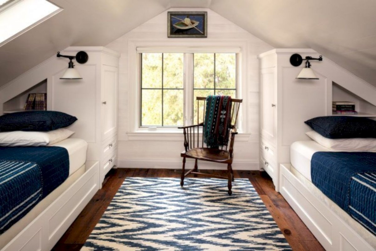Best attic makeover ideas to inspire you 30