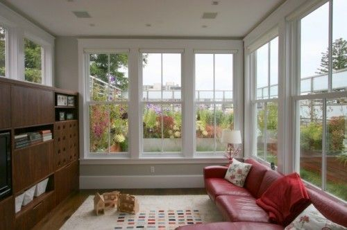 Best bay window design ideas that makes you enjoy the view easily 25