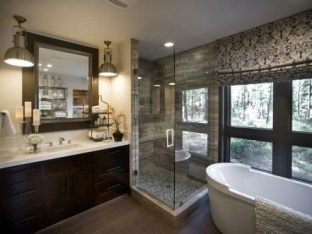 Best bay window design ideas that makes you enjoy the view easily 34
