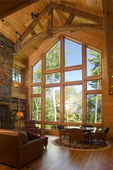 Best bay window design ideas that makes you enjoy the view easily 37
