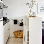 Brilliant small apartment ideas for space saving 09