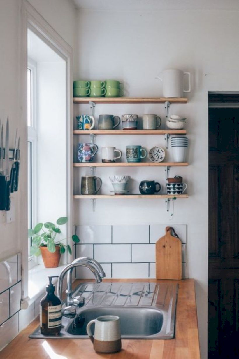 Brilliant small apartment ideas for space saving 27