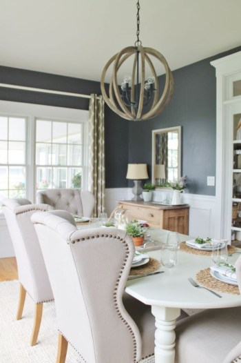 Modern dining room design ideas you were looking for 24