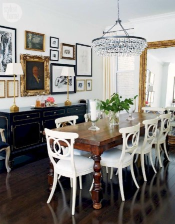 Modern dining room design ideas you were looking for 27