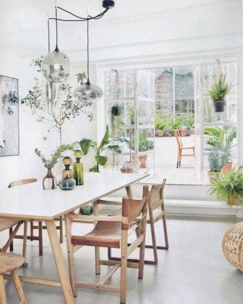 Modern dining room design ideas you were looking for 33
