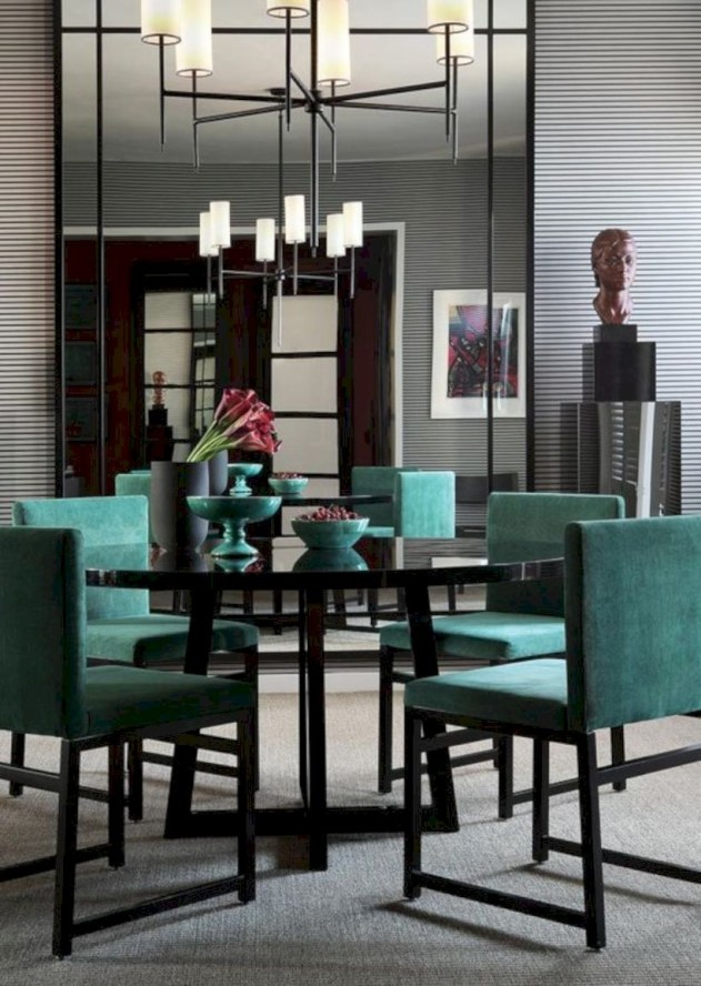 Modern dining room design ideas you were looking for 34