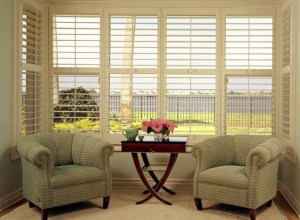 Simple and elegant plantation shutters that perfect for every style 12