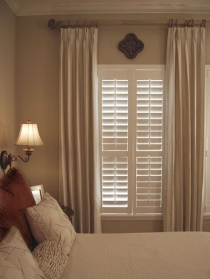 Simple and elegant plantation shutters that perfect for every style 20