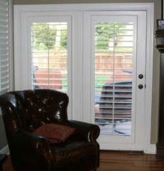 Simple and elegant plantation shutters that perfect for every style 25