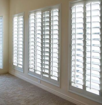 Simple and elegant plantation shutters that perfect for every style 36