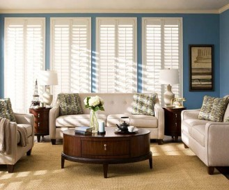 Simple and elegant plantation shutters that perfect for every style 37