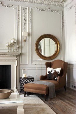 Adorable round mirror designs to brighten up your small space 25