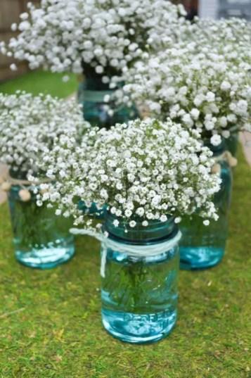 Cheerful ways to use mason jars this spring 10