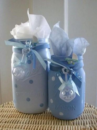Cheerful ways to use mason jars this spring 22